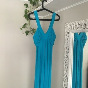 Laundry by design blue maxi dress